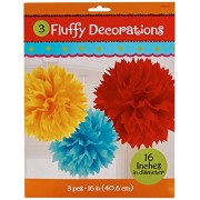 Fluffy Decoration Fiesta