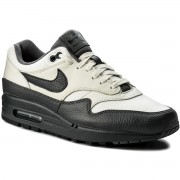 Обувки NIKE - Air Max 1 Premium 875844 100 Sail/Dark Obsidian/Dark Grey