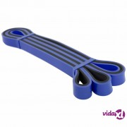 Avento traka za vježbanje od lateksa teška plavo-crna