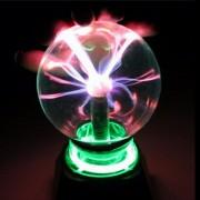 Glob Sfera Plasma Decorativ 8W 220V 12.5cm 5 Inch