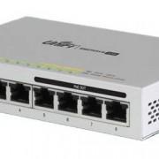 Ubiquiti Síťový switch Ubiquiti, US-8-60W, 8 portů, funkce PoE