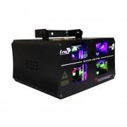 Laser Rgb 1w 4 Salidas LUZ DISCO