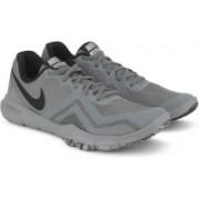 Nike NIKE FLEX CONTROL II Training & Gym Shoes For Men(Grey)