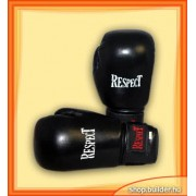 Boxing Gloves, leather, black (pereche)