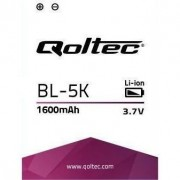 Baterie qoltec Nokia BL-5K 1600mAh (7861.BL-5K)