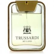 Trussardi My Land Eau de Toilette para homens 100 ml
