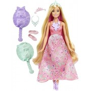 Barbie Dreamtopia Color Stylin Princess, Multi Color