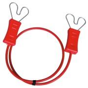 CABLU CONECTOR 2 CLIPSURI 50 cm 10440C