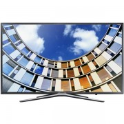 Televizor LED Samsung UE32M5502, Full HD, smart, USB, HDMI, 32 inch, 600 PQI, Smart Remote, DVB-T2/C, negru