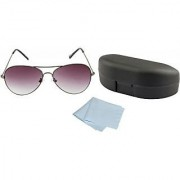 Bm fashion purple uv protection for mens and womens