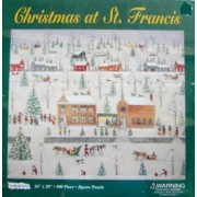 Christmas at St. Francis 500pc. Puzzle