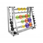 Rack body pump set almacenador de barras