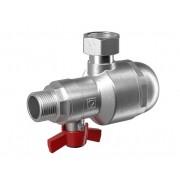 Filtru magnetic Herz pentru montaj sub centrala termică murală, DN 20 cod 1 1125 02