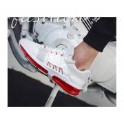 Zapatos Deportivos Generic Hombre- Rojo Blanco