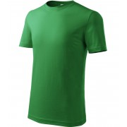 ADLER Classic New Dětské triko 13516 středně zelená 110