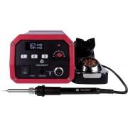 Statie de lipit digitala 100 W, 150 - 450 °C, Toolcraft ST-100D