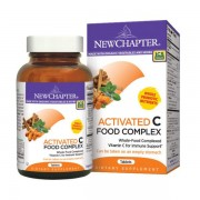 New Chapter Activated C Food Complex 180db