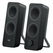 Logitech Głośniki komputerowe Bluetooth LOGITECH Z207 Czarny 980-001295