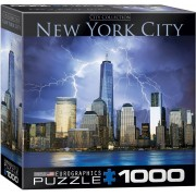 Puzzle Eurographics - New York World Trade Center, 1.000 piese (53396)