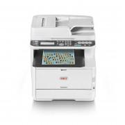 Oki MC363dnw - Impressora multi-funções - a cores - LED - Legal (216 x 356 mm)/A4 (210 x 297 mm) (original) - A4/Legal (media)
