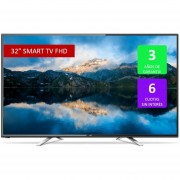 "Televisor LED Smart TV JVC 32"" Full HD"