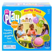 Educational Insights Playfoam Combo Party Pack, Set of 20 Playfoam Pods-Never Dries Out!
