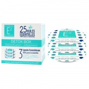 E2 Essentiel Elements Capsules AROMA BOX DETOX de E2 Essentiel Elements