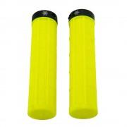 【セール実施中】【送料無料】SUPACAZ(スパカズ)GRIZIPS グリズプス 自転車グリップ サイクルドレスパーツ Neon Yellow