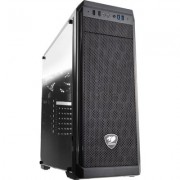 Chassis COUGAR MX330, Mid-Tower, Mini-ITX/Micro ATX/ATX, Dimension (WxHxD)-195x473x427(mm), Max. Graphic Cards Length-350mm, Max