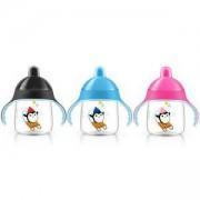 Детска неразливаща чаша Philips Avent 260 мл., пингвинче, 3 налични цвята, 079946