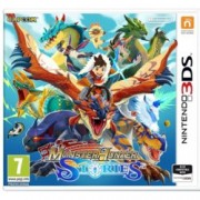 Monster Hunter Stories, за 3DS