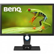 "Monitor BENQ SW2700PT, 27"", QHD, 5 ms, HDMI, DisplayPort, USB, Card reader, Negru"