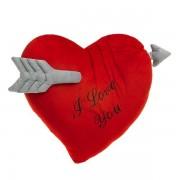 Perna Inima cu Sageata, I Love You, 60 cm