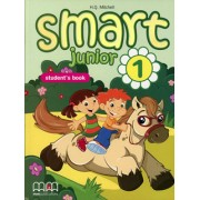 Udžbenik Smart Junior 1 Engleski jezik 1. razred DATASTATUS
