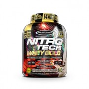 NITROTECH 100% WHEY GOLD 2500g Chocolate