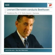 Leonard Bernstein - Conducts Beethoven (6CD)