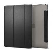 """Spigen SGP Smart Fold Apple iPad Air 10.5"""" fekete oldalra nyíló tok"""