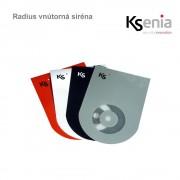 Ksenia Radius vnútorná siréna