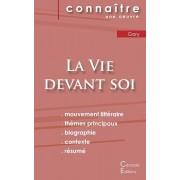 Fiche de lecture La Vie devant soi de Romain Gary (Analyse littraire de rfrence et rsum complet), Paperback/Romain Gary