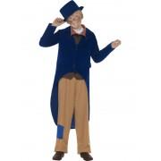 Childs Dickensian Boy Costume - MEDIUM