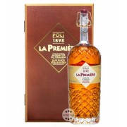 Poli Distillerie Poli La Première Acquavite Vinaccia (46 % vol., 0,7 Liter)