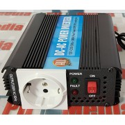 Invertor auto, Convertor Dc/ac 12v 230v 300w (maxim 600 w) All Ride Noi