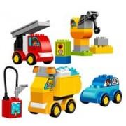 LEGO Duplo Primele Mele Masini Si Camioane - 10816