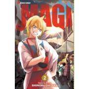 Magi, Volume 2: The Labyrinth of Magic, Paperback