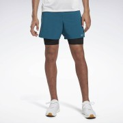 Reebok Short 2-en-1 One Series Running Epic