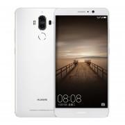 Huawei Mate 9 4G 64G Android 7.0 5.9 Pulgadas Octa Core Doble Cámara Trasera 20.0MP + 12.0MP Blanco