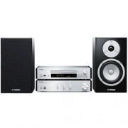 Yamaha Microcadena Bluetooth MCR-N670D Plata