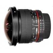 SAMYANG 8mm f/3.5 AE UMC Fish-eye CS II - NIKON - 2 Anni Di Garanzia