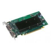 Matrox m9120 Passief grafische kaart (PCI-E, 512 MB DDR2 geheugen, Dual DVI & VGA, 1 GPU)