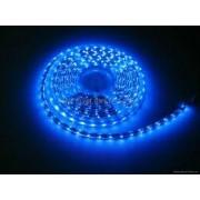 LED szalag , kültéri , 3528 , 60 led/m, 4,8 W/m , kék méteres